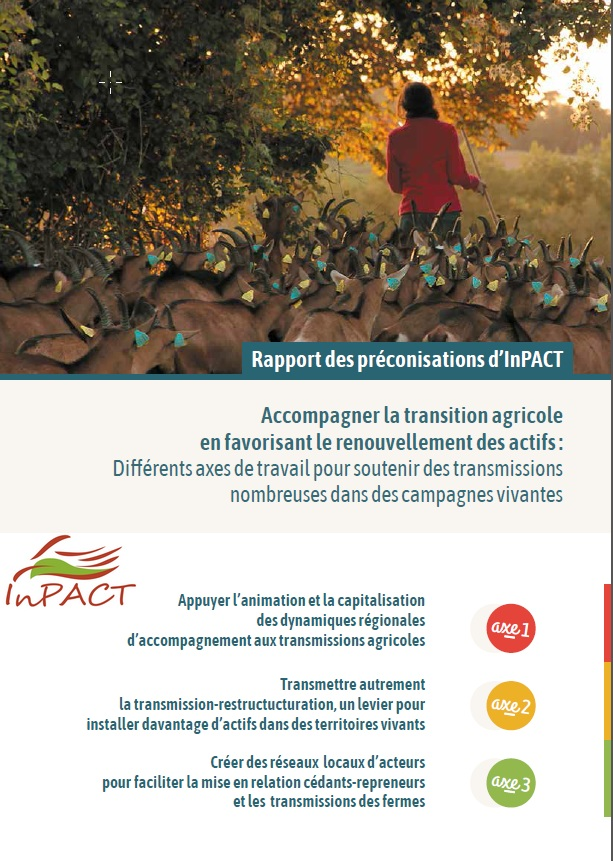 Rapport Inpact transmission agricole